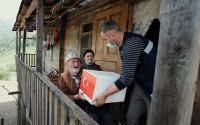 TİKA Provides Ramadan Aid for Needy Families in Georgia