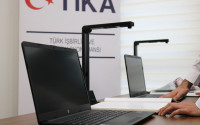 Turkmen Written Work Digitalized with the Support of TİKA