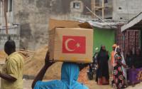 TİKA's Erenler Sofrası Set in Cameroon