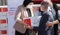 TİKA'nın Erenler Sofrası Kırgızistan'da İhtiyaç Sahiplerini Sevindirmeye Devam Ediyor  - 3