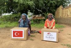 TİKA's Erenler Sofrası Set for Needy Families in Uganda