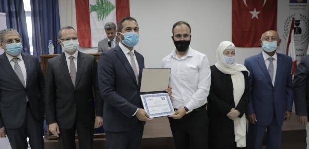 Lübnan'da TİKA Tarafından Kurulan Dijital Üretim Laboratuvarı Faaliyete Başladı  - 7