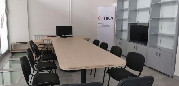 TİKA'dan Sırbistan Tekerlekli Sandalye Basketbol Federasyonuna Destek  - 3