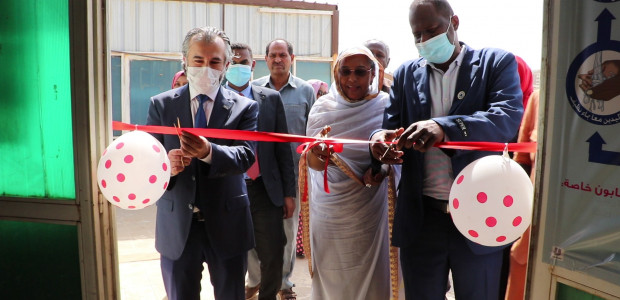 Sudanese Women Entering a Profession with the Support of TİKA - 3