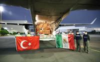 TİKA and AMEXCID Provided 10 Tons of Humanitarian Aid Materials to Haiti
