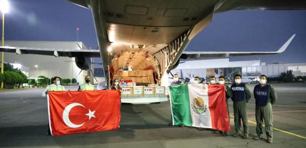 TİKA and AMEXCID Provided 10 Tons of Humanitarian Aid Materials to Haiti - 1