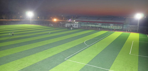Tal Afar Football Field Constructed by TİKA in Iraq Has Been Completed - 4
