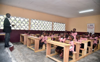 TİKA Supports Education in Cameroon