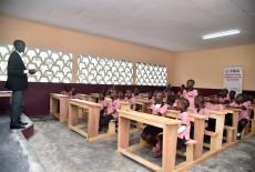 Kamerun'da Eğitime TİKA Desteği