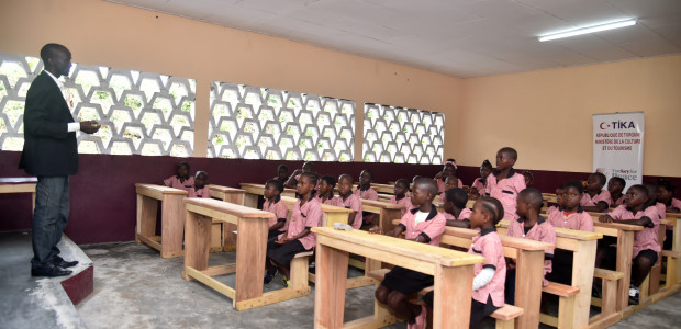 TİKA Supports Education in Cameroon - 1