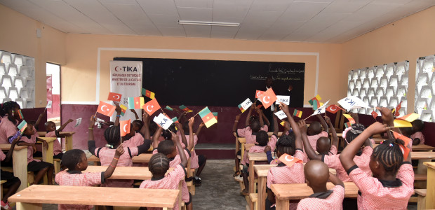 TİKA Supports Education in Cameroon - 2
