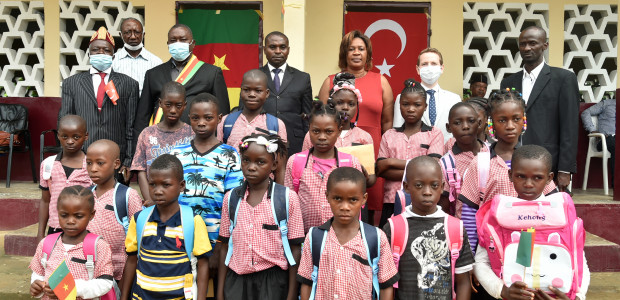 TİKA Supports Education in Cameroon - 5