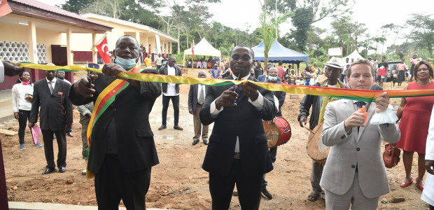 TİKA Supports Education in Cameroon - 6