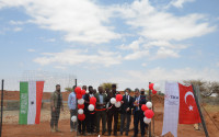 Water Pool Project for Somaliland Villages by TİKA