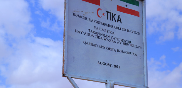 Water Pool Project for Somaliland Villages by TİKA - 5