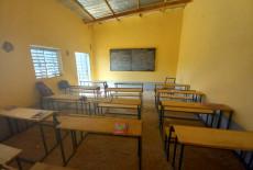 Çad'da Türk Derneği Tarafından Yaptırılan Okul ve Cami'ye TİKA Desteği