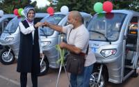 دعم تيكا لتوظيف المعوقين في الجزائر