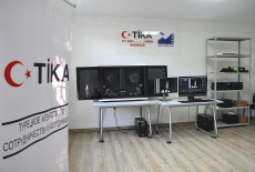 TİKA Supports the National Film Studio in Kyrgyzstan