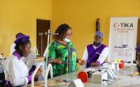 TİKA, Nijerya'daki Ortaokulun Laboratuvarlarını Yeniledi