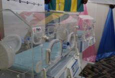 TİKA'dan Togo'daki Hastaneye Kuvöz Desteği