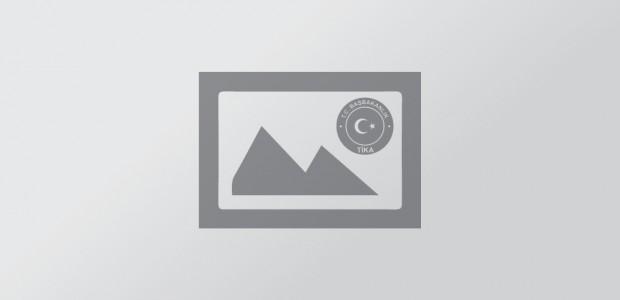 TİKA'dan Mozabik'te Şehitler Adına Kurban Kesimi - 2