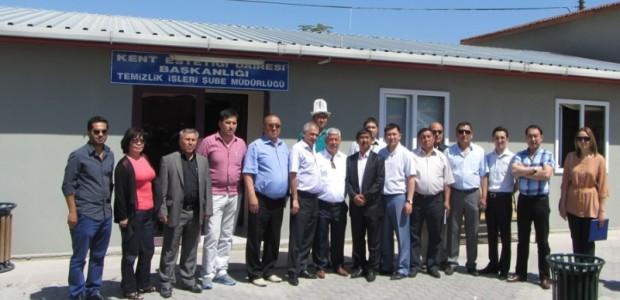 TİKA Tarafından Kırgızistanlı Belediye Çalışanlarına Eğitim Verildi  - 4