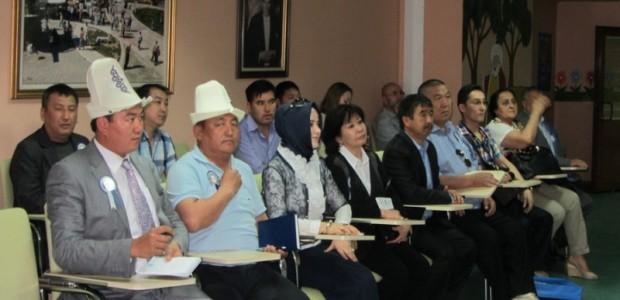 TİKA Tarafından Kırgızistanlı Belediye Çalışanlarına Eğitim Verildi  - 2
