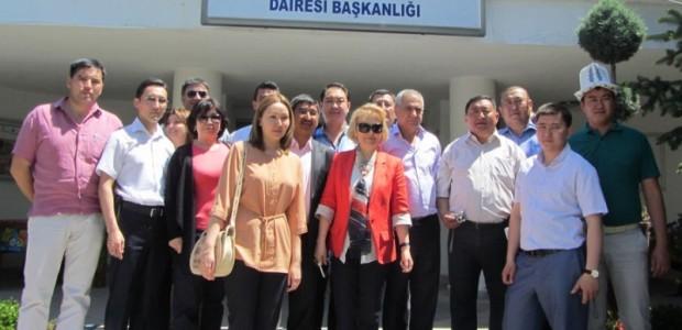 TİKA Tarafından Kırgızistanlı Belediye Çalışanlarına Eğitim Verildi  - 1