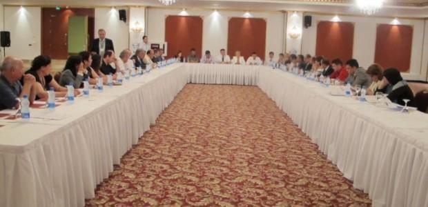 TİKA  Türkoloji Projesi ve Yök İşbirliği Toplantısı   - 3