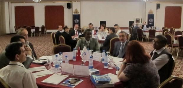 TİKA  Türkoloji Projesi ve Yök İşbirliği Toplantısı   - 2