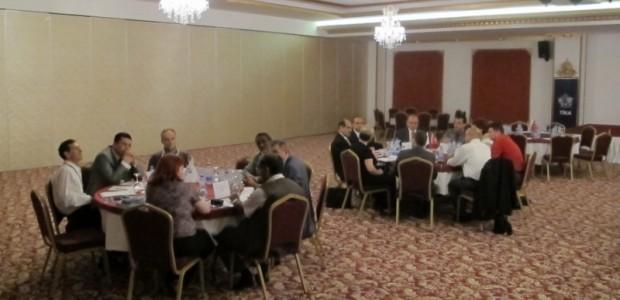 TİKA  Türkoloji Projesi ve Yök İşbirliği Toplantısı   - 1