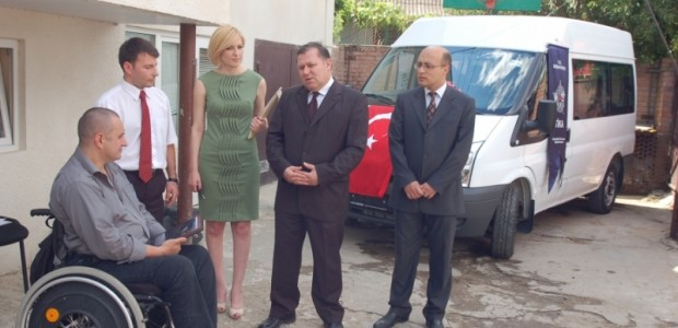 """asociatie Motivatie Din Moldova"" Derneğine Araç Hibe Edildi  - 1"
