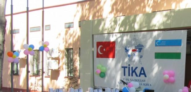 TİKA'dan Özbekistan'a Tıbbi Destek  - 2