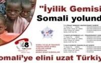 """""""Gemiler Dolusu İyilik""""  Somali Yolunda"""