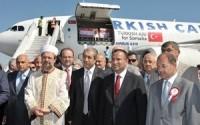 Türk Uçakları Somali'ye Yardım Taşıyor