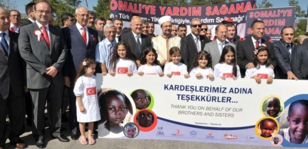 Türk Uçakları Somali'ye Yardım Taşıyor  - 2
