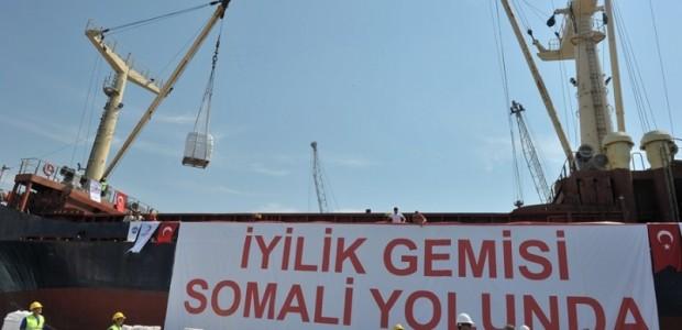 İyilik Gemisi Somali'nin Yaralarını Sarmaya Hazırlanıyor  - 1