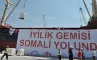 İyilik Gemisi Somali'nin Yaralarını Sarmaya Hazırlanıyor