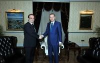 Başbakan Erdoğan TİKA Başkanı Dr. Serdar Çam'ı Kabul Etti