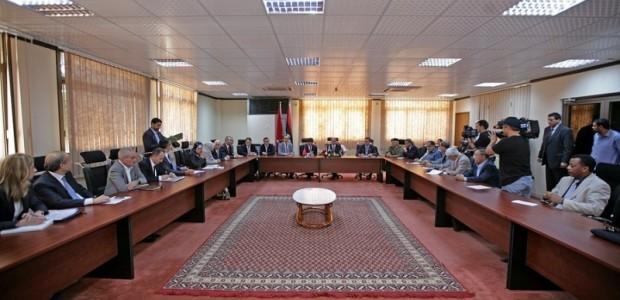 Dışişleri Bakanı Ahmet Davutoğlu Libya'ya Gitti   - 3