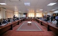 Dışişleri Bakanı Ahmet Davutoğlu Libya'ya Gitti