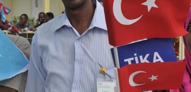 TİKA, Somali'de Yüz Güldürüyor  - 1