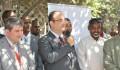 Somali Cumhurbaşkanı ve Somali Başbakanı  Türkiye'den Giden Heyeti Kabul Etti  - 1