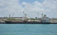 """""""İyilik"""" Mogadişu Limanına Demir Attı"""