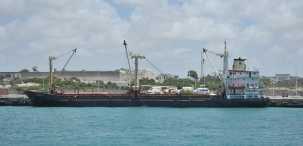 """""""İyilik"""" Mogadişu Limanına Demir Attı  - 1"""