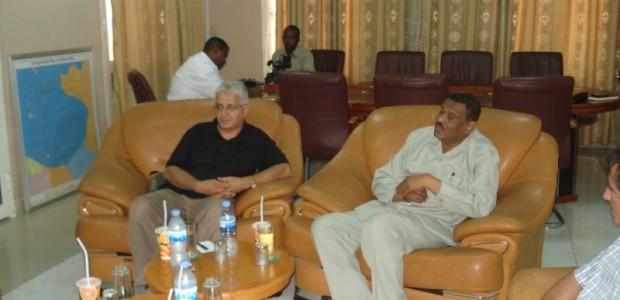 Afrika'nın İlk Gen Merkezi Sudan'da Kuruldu  - 3