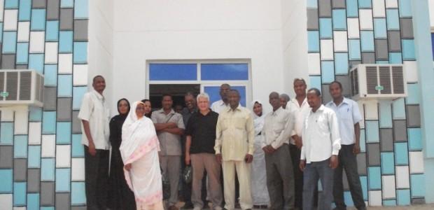 Afrika'nın İlk Gen Merkezi Sudan'da Kuruldu  - 2
