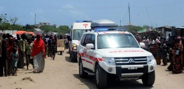 TİKA Ambulansları Kara Kıtada Hayat Kurtarıyor  - 3