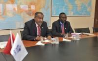Sudan Başkonsolosu TİKA'da