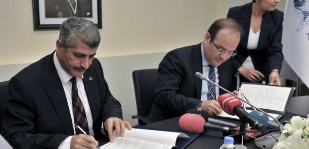 TİKA ile Yunus Emre Enstitüsü Arasında Türkoloji Projesinin Devrine İlişkin Protokol İmzalandı  - 3